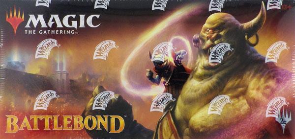 マジック:ザ・ギャザリング バトルボンド 英語版 ブースター 36パック入りBOX[Wizards of the Coast]《在庫切れ》