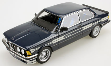"1/18 ""Lucky Step""シリーズ BMW 323 アルピナ(ダークブルー)[TOPMARQUES]【送料無料】《08月仮予約》"