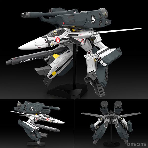 PLAMAX minimum factory VF-1 スーパー/ストライク ガウォーク バルキリー 1/20[マックスファクトリー]【同梱不可】【送料無料】《在庫切れ》