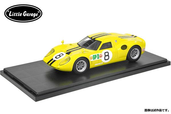 1/24 PRINCE R380 (1966 JAPAN GP) イエロー8号車[Little Garage]《取り寄せ※暫定》