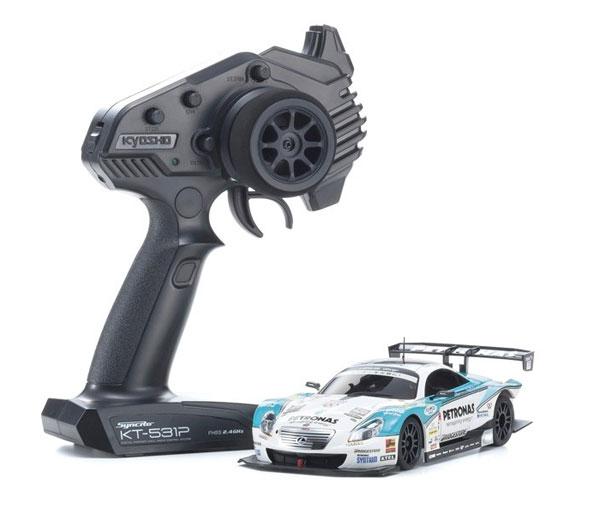 MR03RWD r/s ペトロナス トムス SC430 2012[京商]《発売済・在庫品》