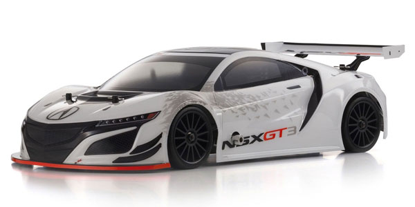 II キット GT3 NSX PuT R4s レースカー[京商]【送料無料】《取り寄せ※暫定》 V-One