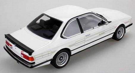 "1/18 ""Lucky Step""シリーズ BMW アルピナ B7 ホワイト[TOPMARQUES]《08月仮予約》"