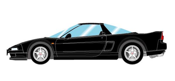 1/18 ホンダ NSX-R(NA1) 1992 ベルリナブラック[メイクアップ]【送料無料】《09月予約※暫定》