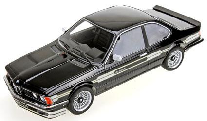 "1/18 ""Lucky Step""シリーズ BMW アルピナ B7 ブラック[TOPMARQUES]【送料無料】《08月仮予約》"