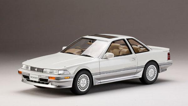 1/18 トヨタソアラ 2.0GT TWIN TURBO L (GZ20) 1988 シルキーエレガントトーニング[ホビージャパン]【送料無料】《11月予約》