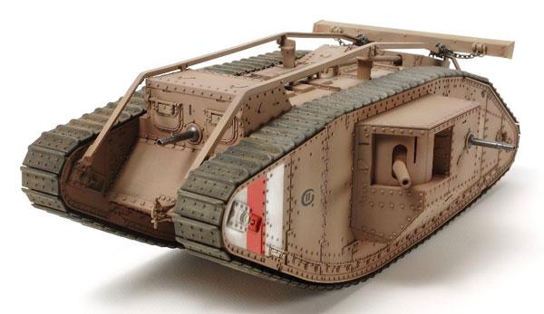 1/35 WWI イギリス戦車 マークIV メール(専用プロポ付)[タミヤ]《取り寄せ※暫定》