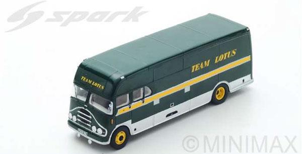 1/43 Bedford transporter Team Lotus 1963-1967[スパーク]《11月仮予約》