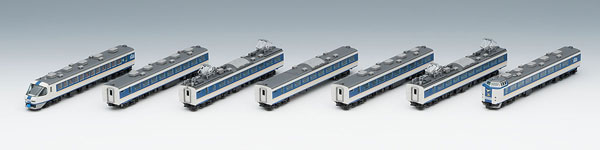 98650 JR JR 98650 485系特急電車(しらさぎ・新塗装)セットA(7両)[TOMIX]【送料無料】《発売済・在庫品》, スクールアイテム専門店カワトー:d10af780 --- officewill.xsrv.jp