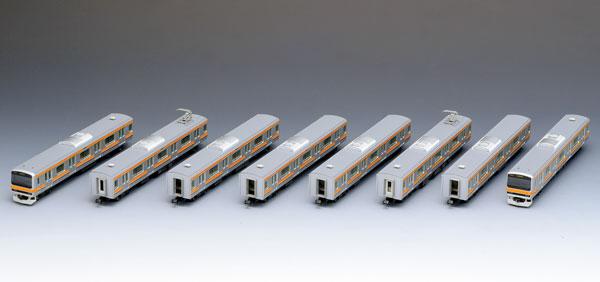 98649 JR E231 0系通勤電車(武蔵野線)セット (8両)[TOMIX]【送料無料】《取り寄せ※暫定》