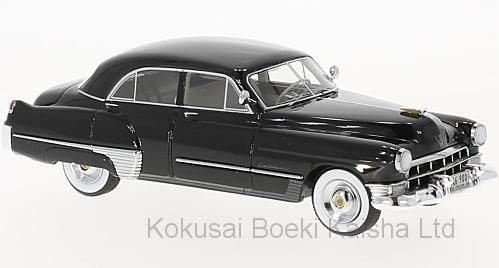 最前線の 1/43 キャデラック キャデラック series 62 Touring Touring Sedan 1949 Sedan ブラック[ネオ]《在庫切れ》, フラワー&バルーンサロンNAMI:d4496c16 --- kventurepartners.sakura.ne.jp