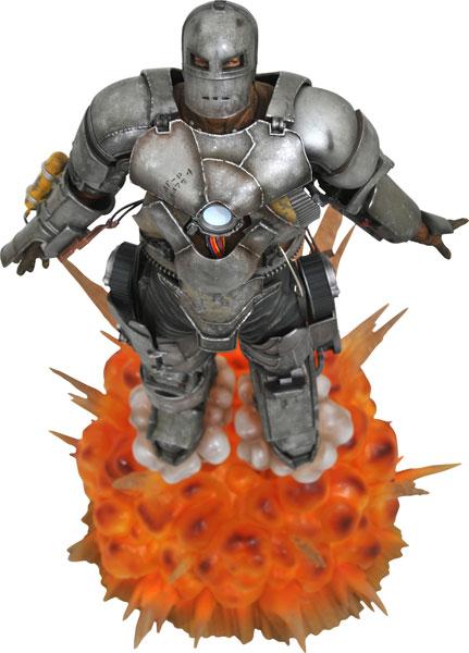 『アイアンマン』スタチュー マーベル・マイルストーン アイアンマン・マーク1[ダイアモンドセレクト]【送料無料】《01月仮予約》
