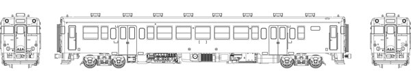 TW-53Z-T 国鉄キハ53首都圏色動力なし[トラムウェイ]《取り寄せ※暫定》, ドライフラワー工房ねこじゃらし:380cf90a --- officewill.xsrv.jp