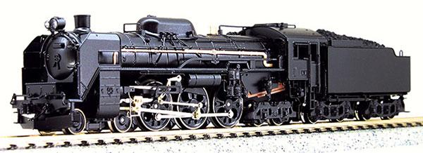 Nゲージ 国鉄 C61 2号機 東北タイプII 塗装済完成品 リニューアル品(再販)[ワールド工芸]【送料無料】《在庫切れ》