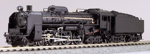 Nゲージ 国鉄 C61 28号機 東北タイプII 塗装済完成品 リニューアル品(再販)[ワールド工芸]【送料無料】《在庫切れ》