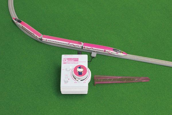 G004-3 500系 ハローキティ新幹線 スターターセット[ロクハン]《11月予約》