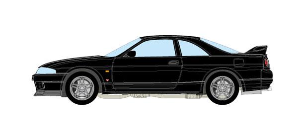 1/43 日産 スカイラインGT-R (BCNR33) V-spec 1997 ブラック[メイクアップ]【送料無料】《10月予約※暫定》