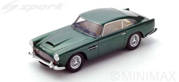 1/18 アストンマーチン DB4 Series II 1960[スパーク]《12月仮予約》