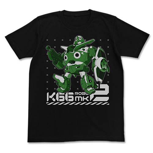 ケロロ軍曹 ケロロロボMk-2 Tシャツ/BLACK-XL(再販)[コスパ]《11月予約》:あみあみ 店