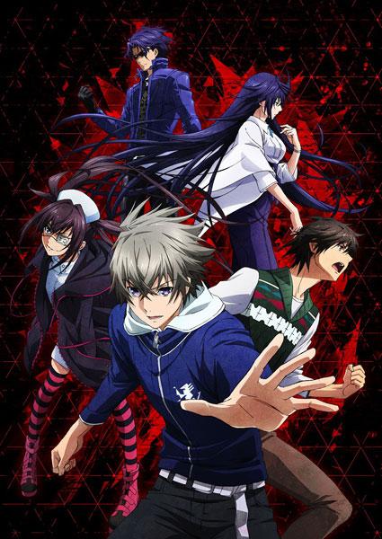 BD ロード オブ ヴァーミリオン 紅蓮の王 Blu-ray BOX3[KADOKAWA]《取り寄せ※暫定》
