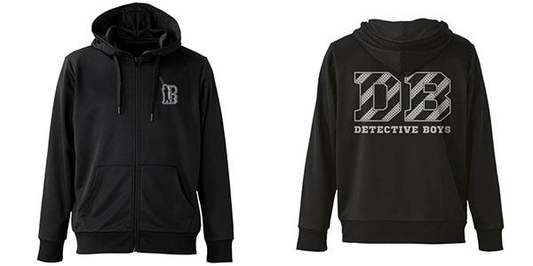 名探偵コナン 少年探偵団 ドライパーカー/BLACK-L(再販)[コスパ]《03月予約》