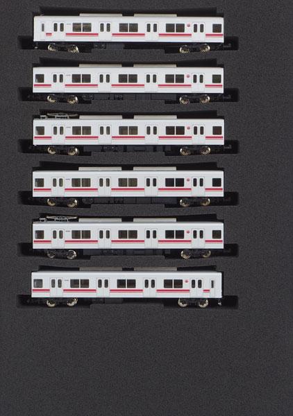 30740 東急2000系(田園都市線・2002編成・方向幕時代)基本6両編成セット(動力付き)[グリーンマックス]【送料無料】《取り寄せ※暫定》