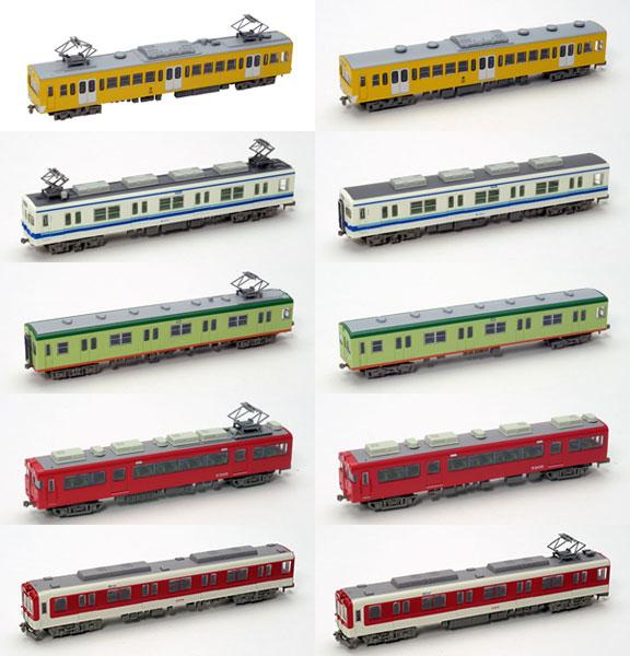 鉄道コレクション 第27弾 10個入りBOX[トミーテック]《発売済・在庫品》