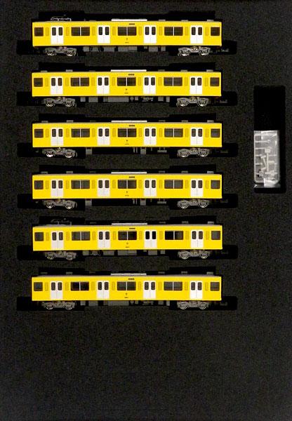 30752 西武9000系 (9102編成・ヘッドマーク無し) 増結用中間車6両セット(動力無し)[グリーンマックス]【送料無料】《発売済・在庫品》