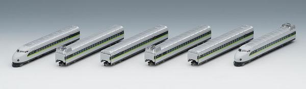 98647 JR 0 7000系山陽新幹線(フレッシュグリーン)セット(6両)[TOMIX]【送料無料】《発売済・在庫品》
