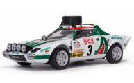 1/18 ランチア ストラトス HF 1976年Rallye du Maroc 3位 #3 S.Munari/S.Maiga[サンスター]《11月仮予約》