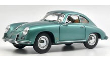 (税込) 1 グリーン[サンスター]《在庫切れ》/18 ポルシェ 356A 1500 GS 1957 Carrera GT GT 1957 グリーン[サンスター]《在庫切れ》, Lace Ladies 【レースレディース】:9f59eeb5 --- promotime.lt