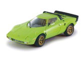 1/18 ランチア ストラトス Stradale 1975 Verde グリーン[サンスター]《09月仮予約》