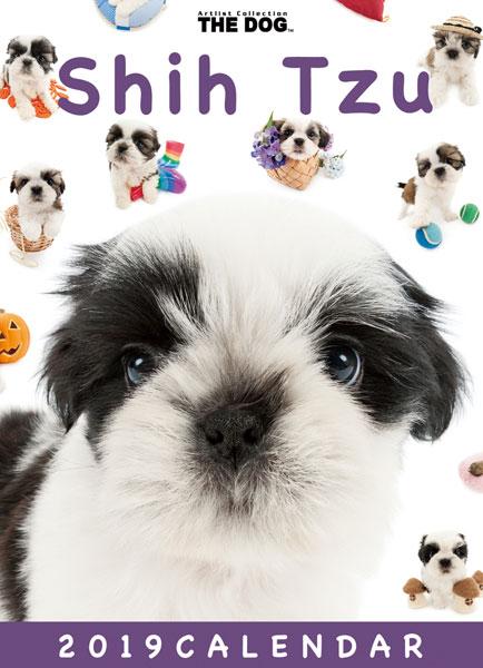 Amiami Rakuten Global Market The Dog Tabletop Calendar Shih Tzu