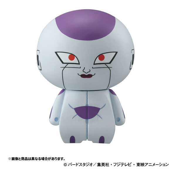 Megahouse Charaction CUBE Dragon Ball Super Golden Freeza Japan