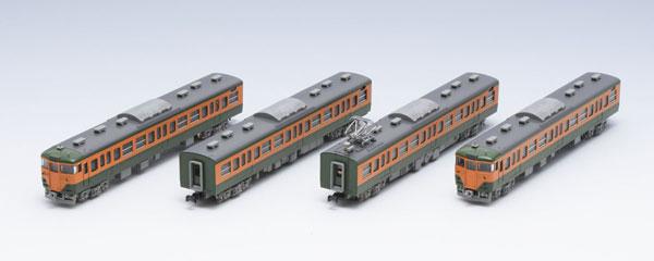 98299 JR 113 2000系近郊電車(JR東海仕様)基本セット(4両)[TOMIX]【送料無料】《発売済・在庫品》