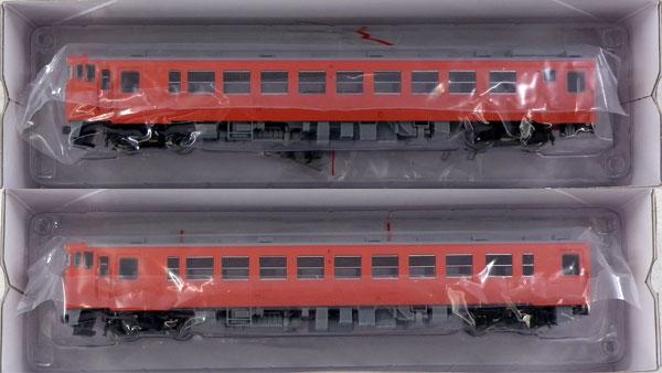 TW48-5R-MTS 国鉄キハ48首都圏色-500番代動力付・1500番代動力なしセット[トラムウェイ]【送料無料】《01月予約》