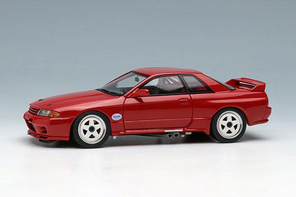 1/43 日産 スカイライン GT-R (BNR32) Gr.A 1991 (レッド)[メイクアップ]【送料無料】《11月予約》