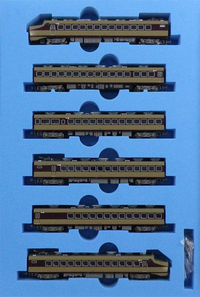 A0876 東武1700型 DRC 晩年 6両セット[マイクロエース]【送料無料】《取り寄せ※暫定》
