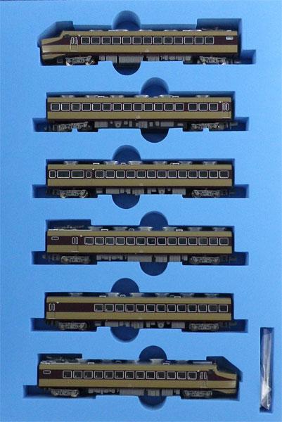A0877 東武1720型 DRC 最終編成 登場時 6両セット[マイクロエース]【送料無料】《12月予約》