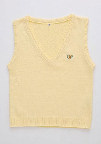 Summer Pockets 女子制服 ニットベスト/ Ladies-L(再販)[コスパ]《04月予約》