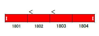30785 京急新1000形1800番台 増結4両編成セット(動力無し) 完成品[グリーンマックス]【送料無料】《12月予約》