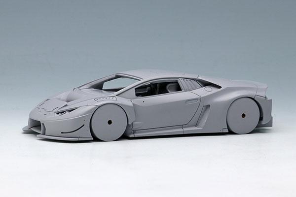 1/43 ランボルギーニ ウラカン GT3 2015 キャンディブルー[メイクアップ]【送料無料】《11月予約※暫定》