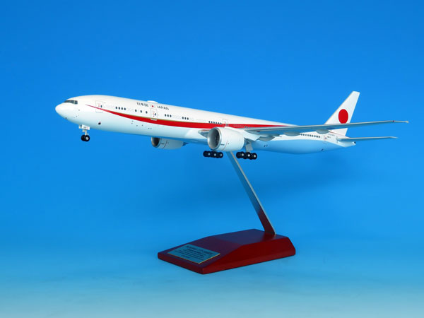 1/200 777-300ER 80-1111 次期政府専用機 完成品(WiFiレドーム・ギアつき)[全日空商事]《取り寄せ※暫定》