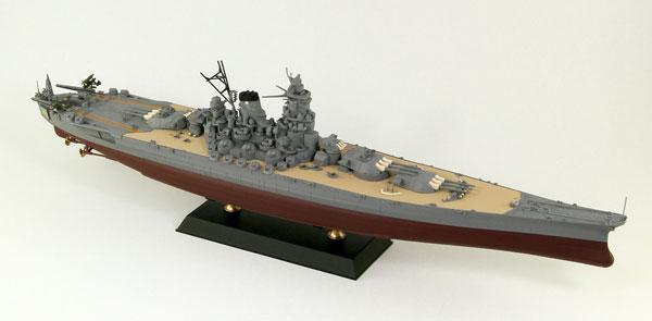 1/700 WPMシリーズ 日本海軍 戦艦 大和 最終時 塗装済み完成品[ピットロード]《取り寄せ※暫定》