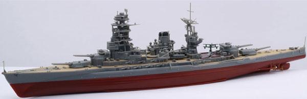 1/700 艦NEXTシリーズ No.13 日本海軍戦艦 長門 昭和19年/捷一号作戦 プラモデル(再販)[フジミ模型]《02月予約》