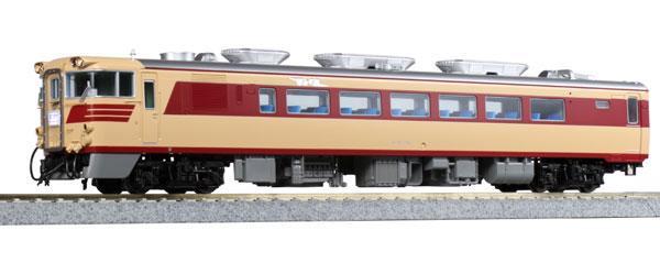 3-509-1 (HO)キハ82系 4両基本セット[KATO]【送料無料】《03月予約》