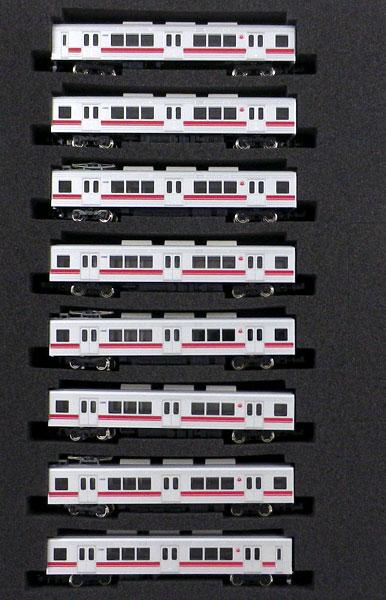 30759 東急1000系(東横線・強化型スカート)8両編成セット(動力付き) 完成品[グリーンマックス]【送料無料】《発売済・在庫品》