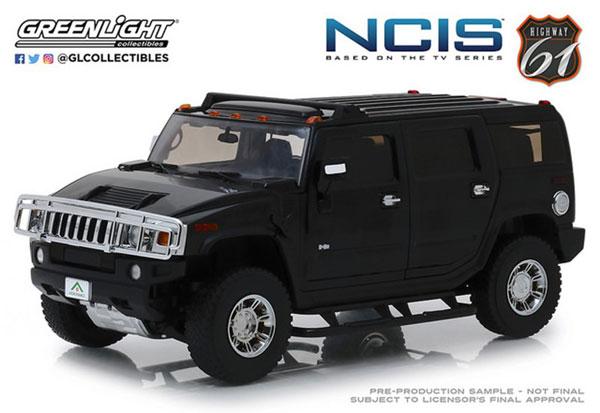 1/18 NCIS 2006 Hummer H2[グリーンライト]《02月仮予約》