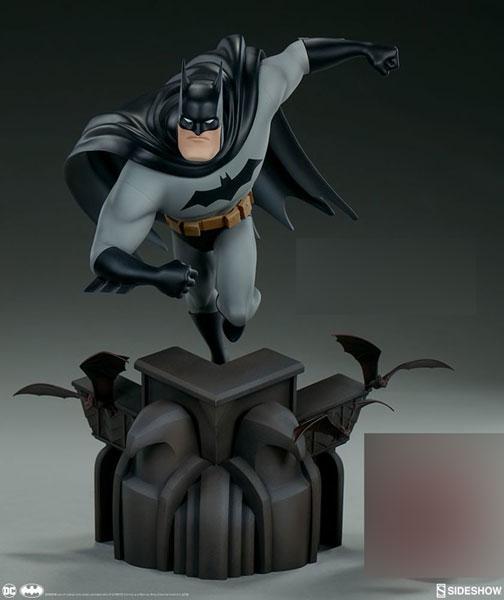 『バットマン アニメイテッド』 アニメイテッドシリーズ・コレクション バットマン[サイドショウ]【同梱不可】【送料無料】《発売済・在庫品》