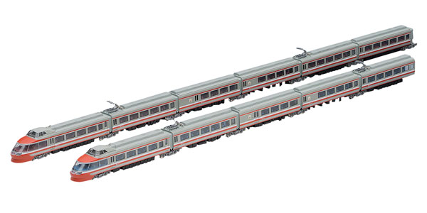 97908 限定品 小田急ロマンスカー7000形LSE(LSE Last Run)セット(11両)[TOMIX]【送料無料】《04月予約》